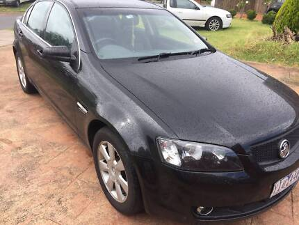 Holden 2007 VE Dual fuel Berlina