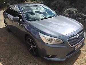 2015 Subaru Liberty Sedan Glenvale Toowoomba City Preview