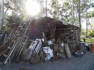 Lot's of rustic, vintage, retro old things for sale Joyner Pine Rivers Area Preview