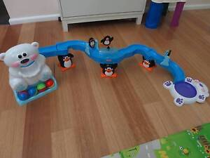 Fisher-Price Go Baby Go Sit to Crawl Polar Coaster Frenchs Forest Warringah Area Preview