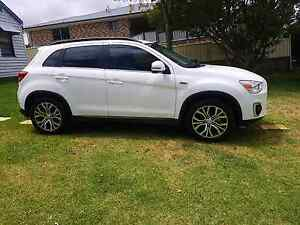 2016 Mitsubishi ASX LS Tenterfield Tenterfield Area Preview