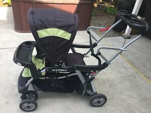 Selling a Baby Trend Sit and Stand Stroller