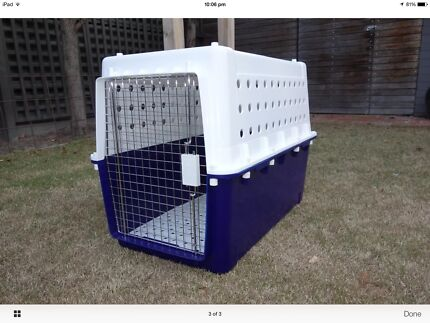 Medium dog travel crate Elwood Port Phillip Preview