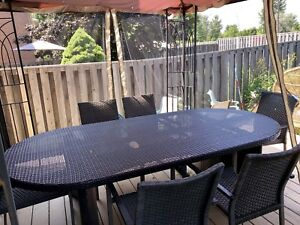 Gone today! Gorgeous patio set