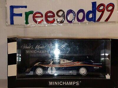 1:43 Minichamps Pauls Model art  Porsche 956L 1st Le Mans 1982 #1