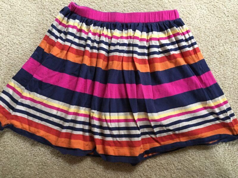 Gymboree 2013 Striped Skirt {multi color / size 10}