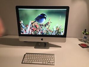 Apple   iMac 21.5in mid 2011-perfect condition Mitchelton Brisbane North West Preview