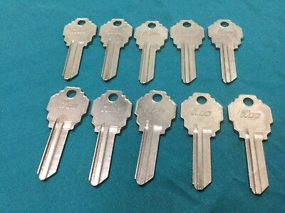 Olympic By Ilco Ol1 Key Blanks Set Of 10 - Locksmith