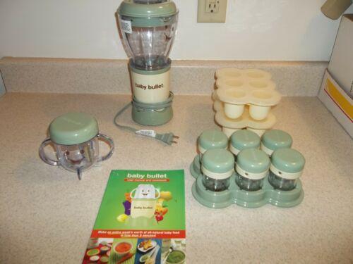 Magic Baby Bullet Food Blender Processor System   1053