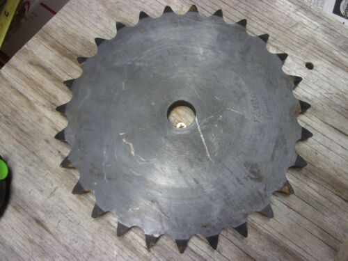 """Browning Machine Drive Sprocket 80A27 Gear Sprocket Martin 27 Tooth 1"""" Bore #80"""