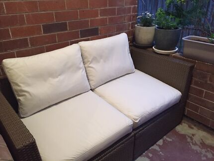 Ikea outdoor two seater - Solleron