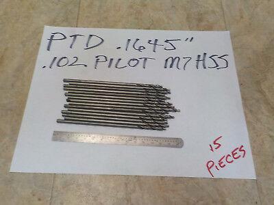 "of 5 Pcs Packs 1.1 mm = 3//64/""  HSS Precision Drill Bits /> Read details!"
