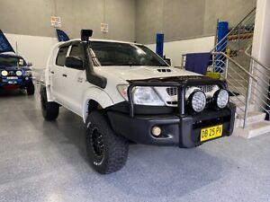 Toyota hilux sr 2010 turbo diesel manual 4x4