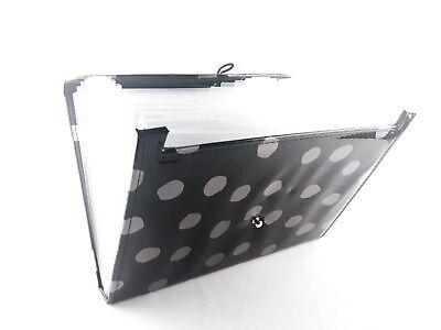 Pen Gear Letter Size Expanding File Folder 13 Pockets Poke A Dot