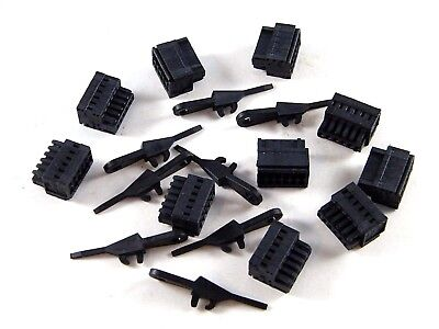 10 Wago Pluggable Terminal Block 6 Position 734 With 8 Mini Tools