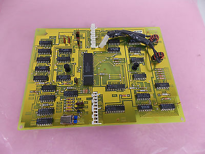 Hp Agilent 3456a Digital Voltmeter Circuit Board Pn 03456-66530