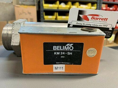 BELIMO KM24-SH DISCONTINUED DAMPER ACTUATOR