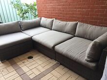 Outdoor Modular Lounge Magill Campbelltown Area Preview