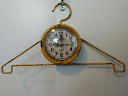 Kensington Station Wall Clock Decorative Display Hanger Design