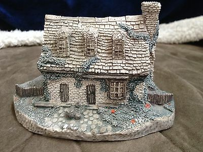 Boyds Bears Old Rare Retired Gnomes Home House - 008A The Attorney's House 1986