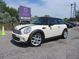 2013 MINI COOPER Knightsbridge Classic  MANUAL PANORAMIC BLUE-TO