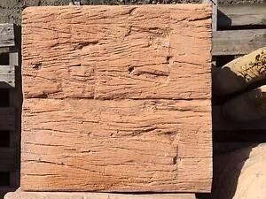 Rustic concrete sleeper PAVERS.  2 colours available. Mount Warren Park Logan Area Preview