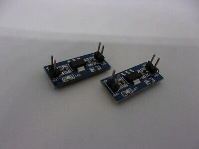 2 Pc Pack Ams1117 5.0 5v Power Supply Ic Regulator Module Board Card For Arduino