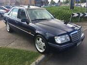 1995 Mercedes-Benz E280 Sedan REG & RWC Oakleigh East Monash Area Preview