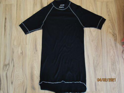 Craft L1 Ventilation Cycling Short Sleeve Base Layer  - M