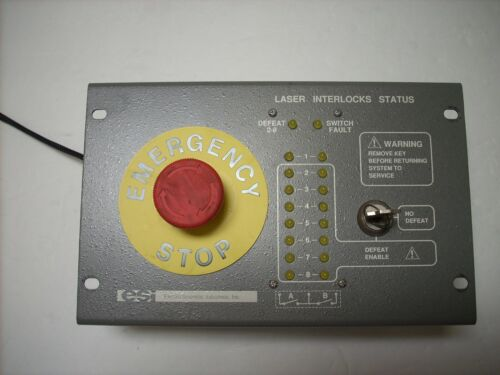 Interlock Control with Emergency Defeat Key