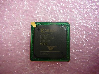 Xilinx Xc2v1000 4Fg456c Ic Virtex Ii Fpga 324 I O 456Bga   New   1 Pkg