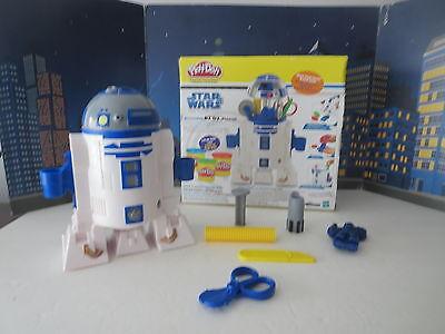 PLAY DOH STAR WARS R2 D2 PLAY SET IN BOX