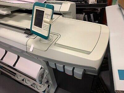 Canon Oce Colorwave 300 Large Wide Format 36 Color Printer Inkjet Copier Scanner