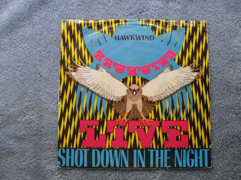 "Hawkwind Shot Down In The Night 7"" Single"
