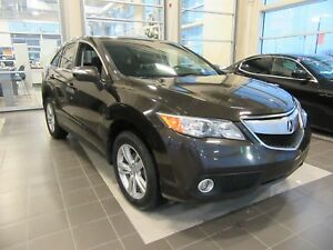 2015 Acura RDX LEATHER, NAVIGATION, SUNROOF, AWD, POWER LIFTGATE