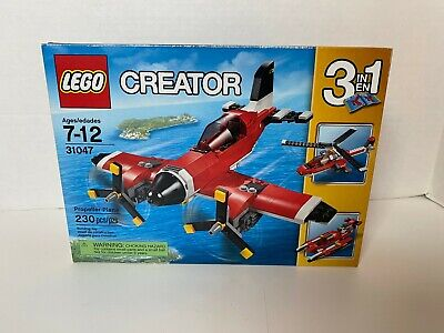 NIB LEGO Creator 3 in 1 Propeller Plane ~ Building Toy