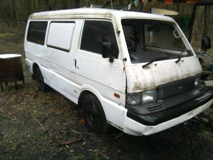 Ford econovan wrecking Enfield Golden Plains Preview