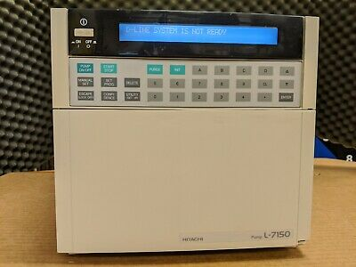 Hitachi Hplc Pump L-7150