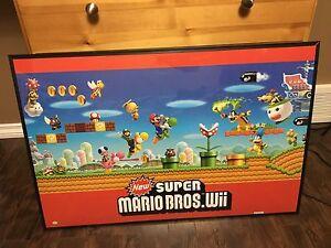 Mario Room decals