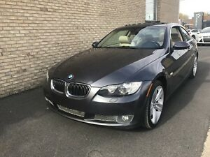 Bmw 335xi coupe manual 2008
