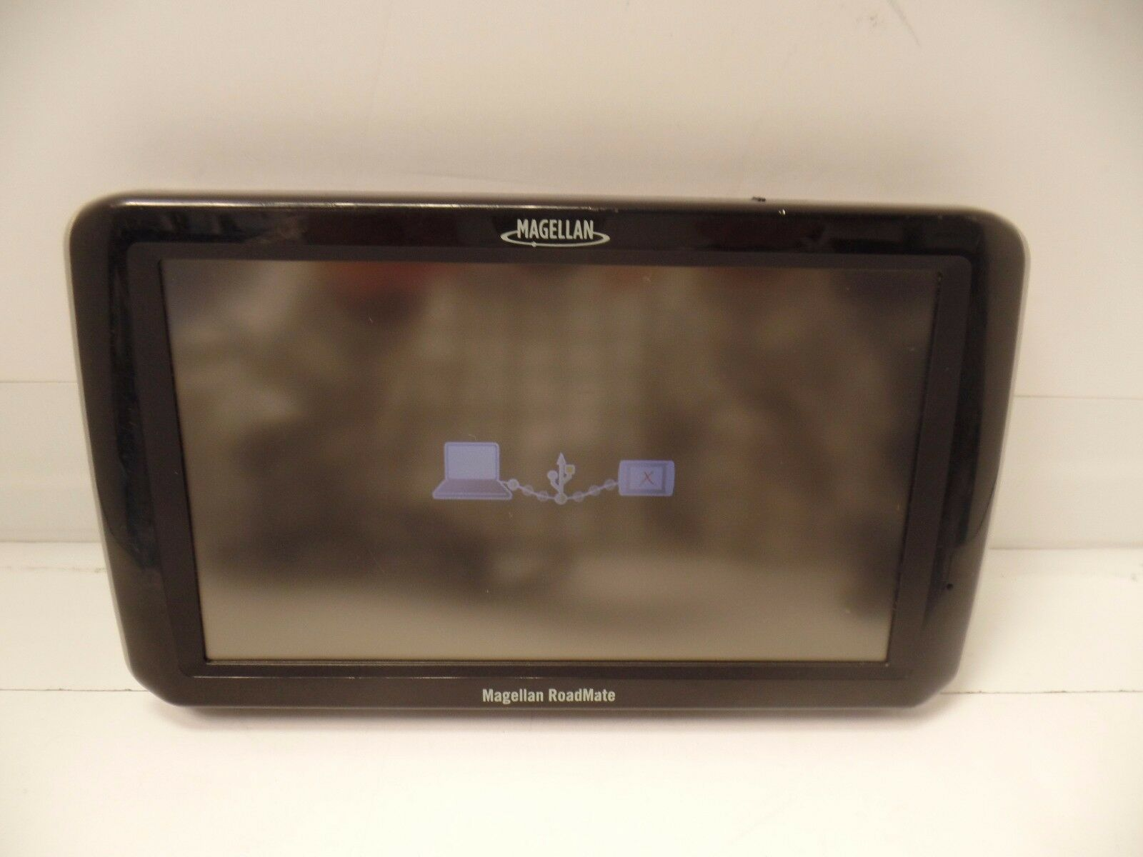 Magellan Roadmate 9250T-LMB 7 inch Automotive GPS AS IS NOT WORKING