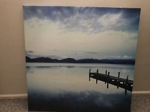 Canvas painting North Tivoli Ipswich City Preview