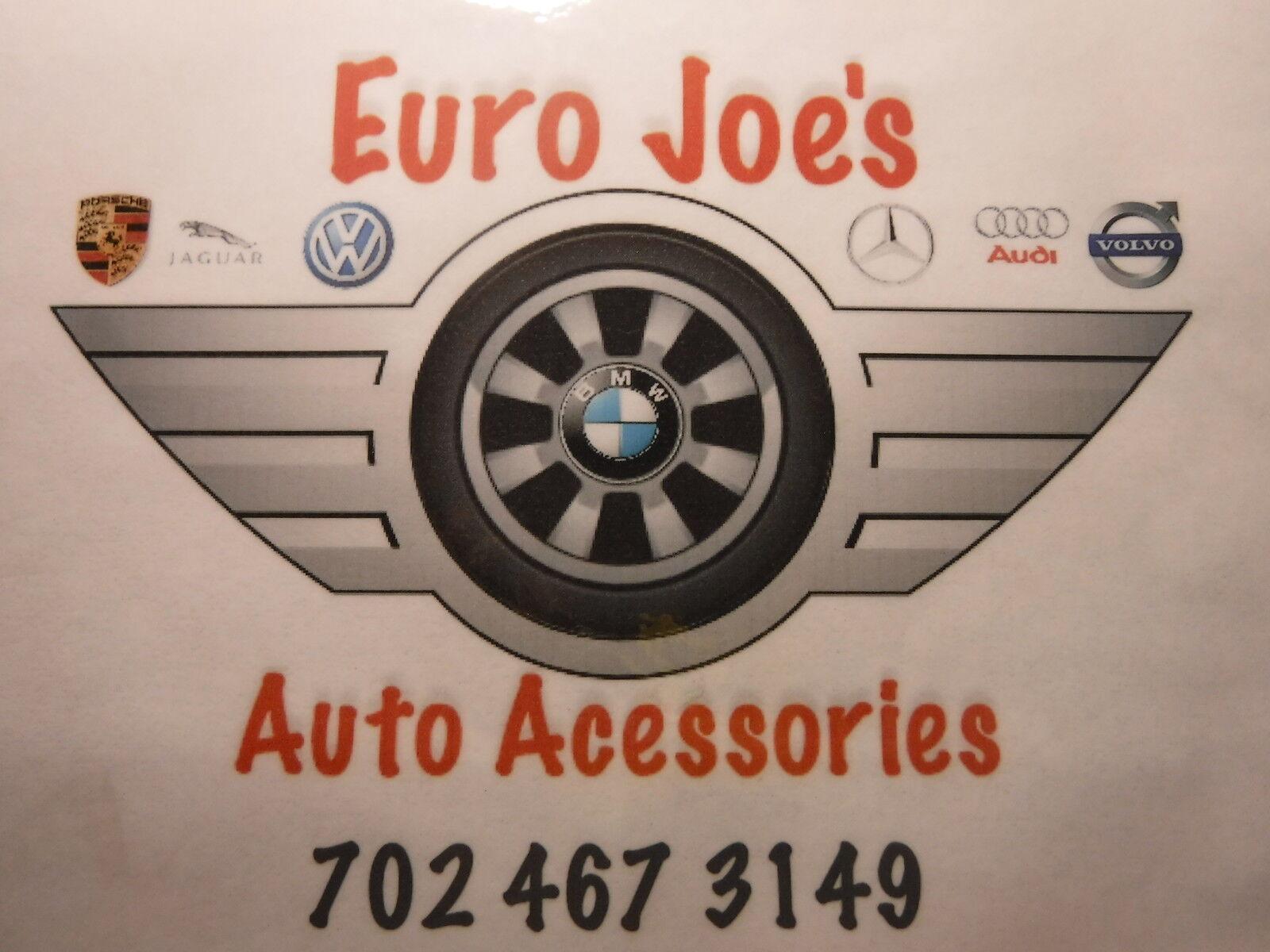 EURO-JOE'S-AUTO ACCESSY'S & MORE