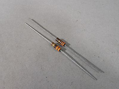 Mixed Lot Of 330 Allen-bradley Resistor 12 Watt 330 33 Ohm