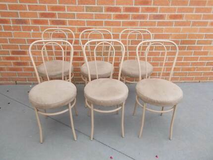 2 replica bentwood chairs dining chairs gumtree australia