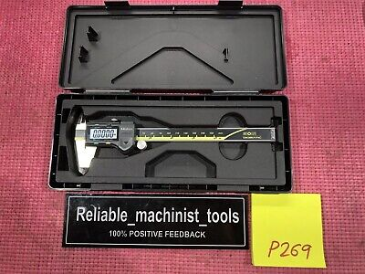 Mitutoyo Japan Made 6 Inch Absolute Digital Calipermachinist Toolp269