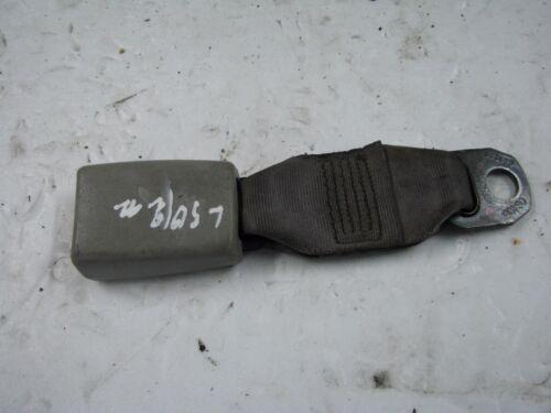 Lexus LS 430 4.3 rear seat belt buckle grey D016001 used 2002