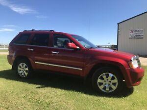 2010 Jeep Grand Cherokee Limited AWD