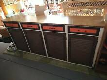 60's Retro Kitchen Bench Buffet Sideboard Kitchen Cupboards Clearview Port Adelaide Area Preview