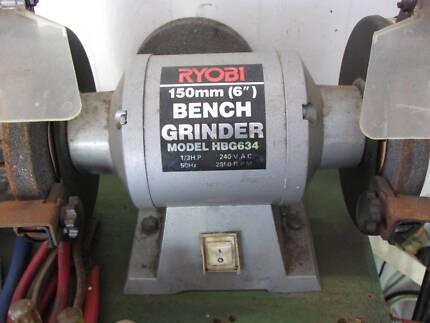 150mm 6 Inch Bench Grinder